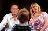 José en familie