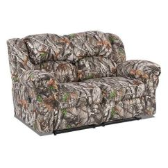 Flip Open Sofa Chair Recliner Sectional Microfiber Camo Couch Covers Foter - Thesofa