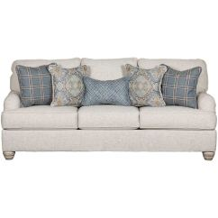 Ashley Furniture Ballari Linen Sofa Small Corner Bed Leather Traemore 2740338 Afw