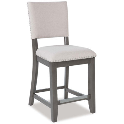 nice chair stool white counter height chairs bar and stools afw omaha grey upholstered barstool