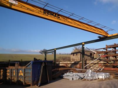 COVENTRY hoist and overhead crane repair breakdowns pillar