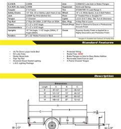 big tex 50la brake wiring diagram 2018 big tex 30sa 08bk4rg single axle utility 000289big tex 35sa brochure [ 800 x 1003 Pixel ]