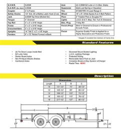 wiring diagram for a sooner horse trailer 4 wire trailer [ 800 x 1003 Pixel ]