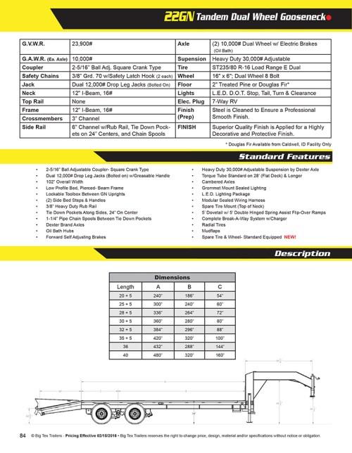 small resolution of big tex 70pi trailer wiring diagram wiring library big tex ch60 big tex ch70 specs
