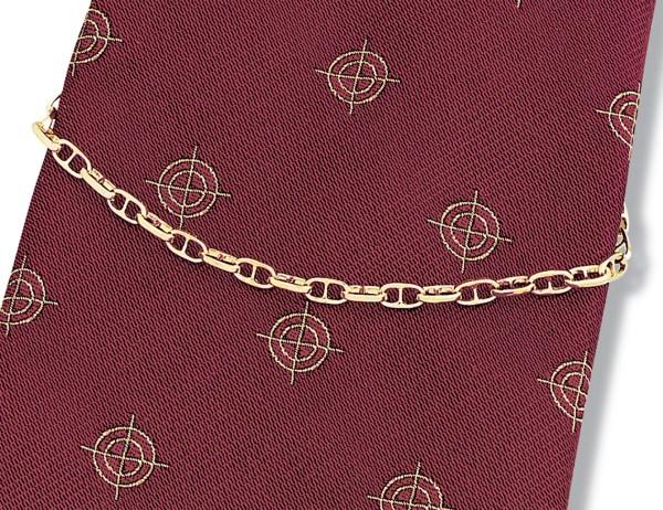 Aga Correa & Son 1969 - Anchor Chain Miniature Tie