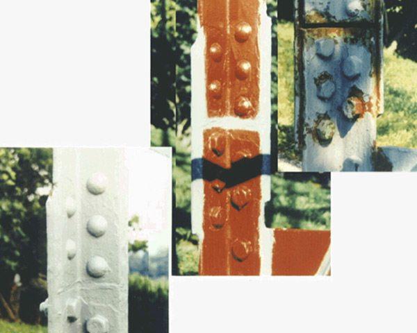 Reparación pinturas torres eléctricas