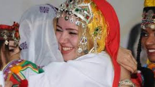 المغربيات ثاني أجمل النساء…