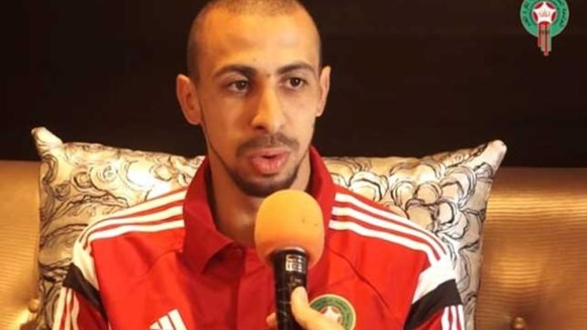 الدولي المغربي شفيق يقضي عطلته بأكادير ويغادر لأداء مناسك العمرة