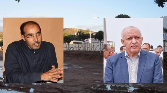 """مقاول """"ساحة بيجوان"""" يتهم المجلس البلدي بعرقلة المشروع وتأخيره"""