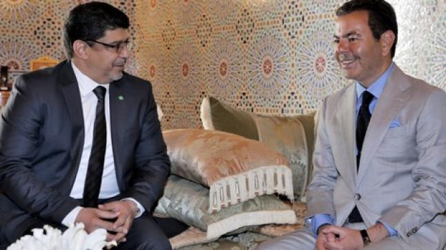 موريتانيا تطلب دعم الملك محمد السادس لرئاسة منظمة عربية