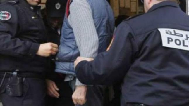 """الأمن يوقف قاتل """"غزلان أنزي"""" بكرنيش أكادير"""