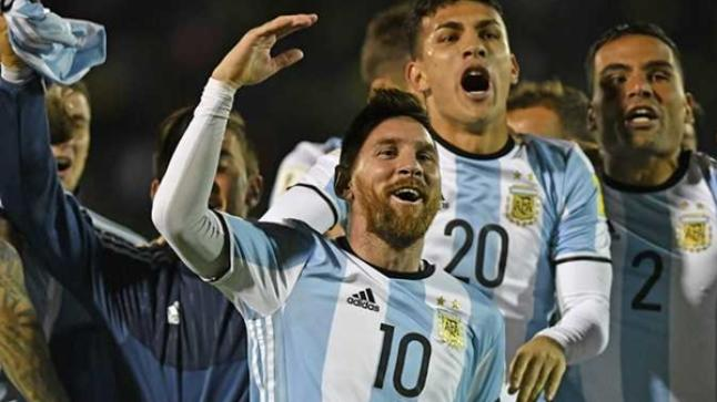 منتخب الأرجنتين يكشف رسميا عن لائحته لمواجهة المغرب