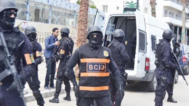 """الـBCIJ يعتقل مستشارا جماعيا وتاجر بأولاد تايمة بتهمة الانتماء لـ""""داعش"""""""