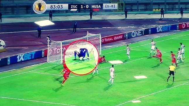 الحسنية يتألق أمام الزمالك.. التحكيم الإفريقي يذبح مرة أخرى فريقا مغربيا
