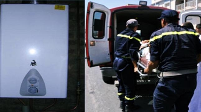 """في حادث مأساوي..""""سخان الماء"""" يقتل سيدة ويُيَتِّمُ طفلة بإنزكان"""