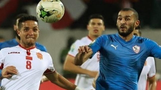 """إعلامي مصري: نتيجة مباراة الزمالك والحسنية """"خادعة"""".. و الحظوظ متكافئة في الإياب (فيديو)"""