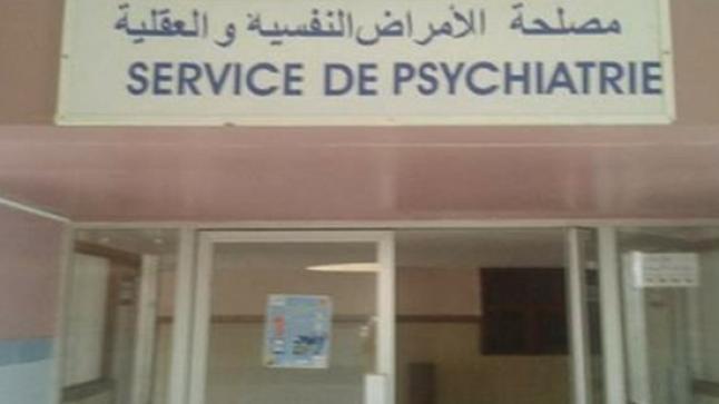 """تارودانت: نقل أستاذ إلى مستشفى الأمراض العقلية بإنزكان بسبب """"نظام التعاقد"""""""