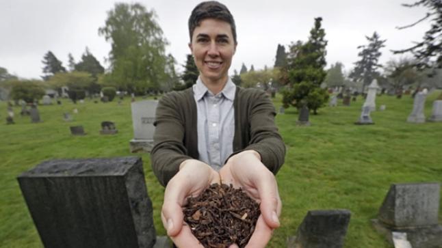 واشنطن تشرع في تحويل الموتى إلى سماد بشري بدل دفنهم