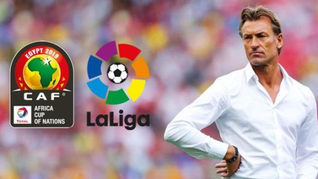 ناد إسباني يؤكد حضور نجمه في تشكيلة المنتخب المغربي لكأس أفريقيا 2019
