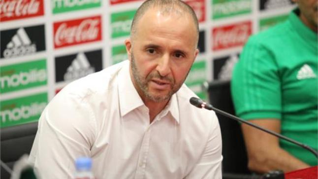مدرب الجزائر يعلق على إقصاء المغرب من كأس إفريقيا
