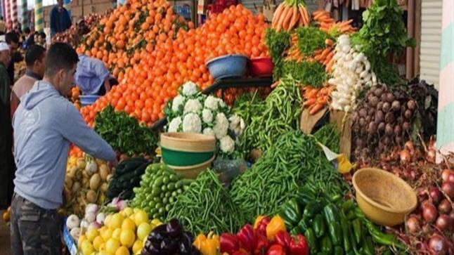"""بسبب الجفاف """"المندوبية السامية للتخطيط"""" تتوقع ارتفاعا في أسعار الخضر"""