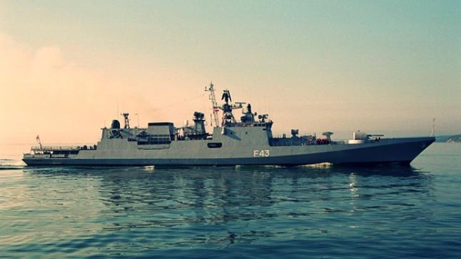 فرقاطة حربية هندية تصل للمغرب من أجل مناورات بحرية مع البحرية الملكية