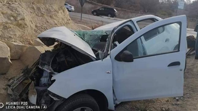 فاجعة.. مصرع 4 أشخاص في حادثة سير خطيرة ضواحي أكادير
