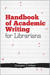 Handbook of academic writing - www.alastore.ala.org