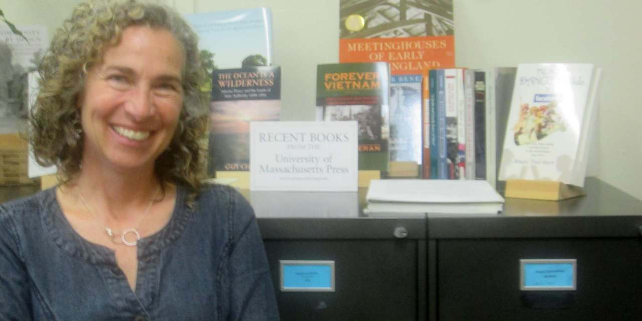 ATG Interviews, Mary V. Dougherty, Director of the University of Massachusetts Press