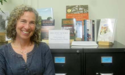 ATG Interviews, Mary V. Dougherty, Director of the University of Massachusetts Press