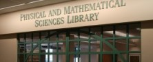 Physical Sciences - Math Library
