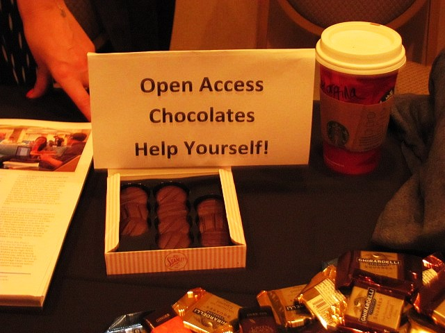 Open Access Chocolates