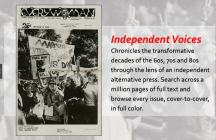 Independent Voices Screen Shot
