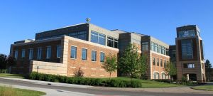 Eastern Michigan University Library - by Dwight Burdette  [CC BY 3.0) via Wikipedia Commons