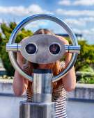 caught my eye - look_telescope