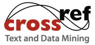 Cross Ref TDM_logo
