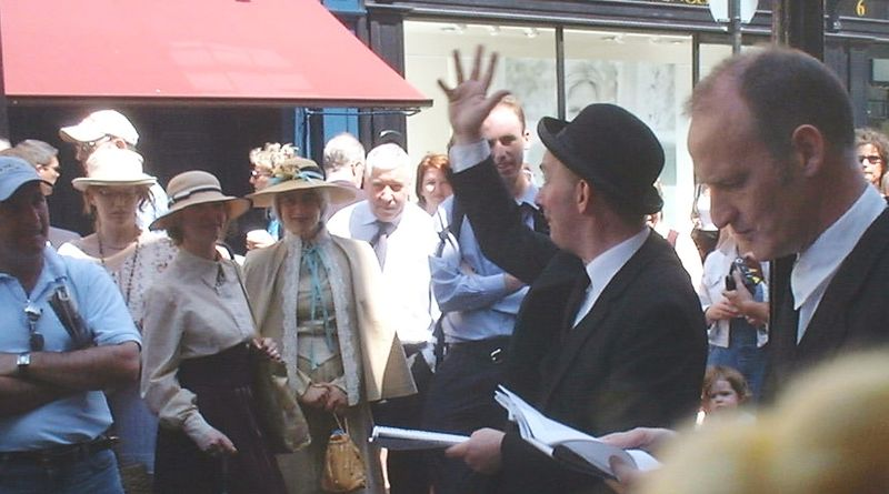 ATG Quirkies: Happy Bloomsday!