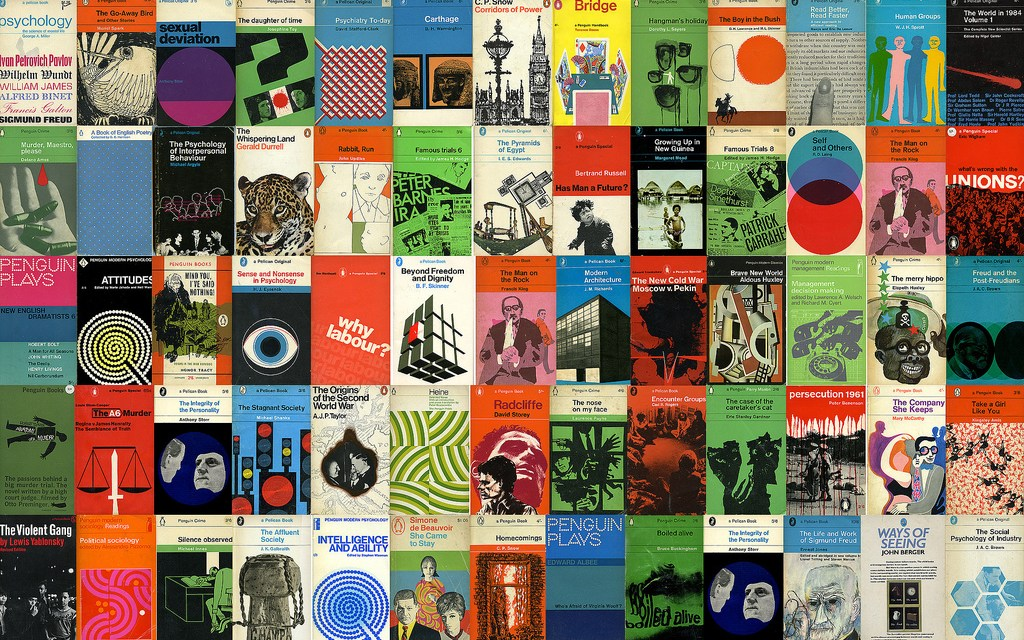 """ATG """"I Wonder"""" Wednesday: Does your library retain book covers for print books?"""