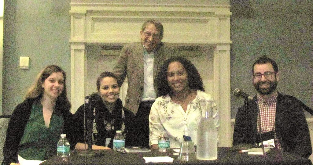 Panel: The Young and the Restless
