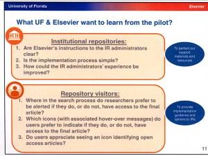 UF-Ellsevier Pilot 001