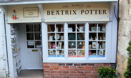 ATG Quirkies: Hop Over and Celebrate Beatrix Potter's 150th Birthday