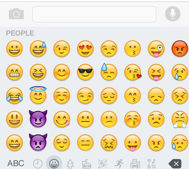 ATG Quirkies: Emojis vs. Obscure Punctuation Marks
