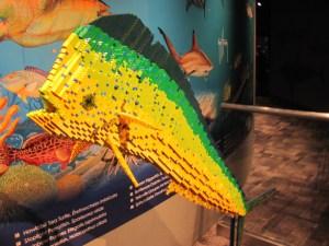 Lego fish