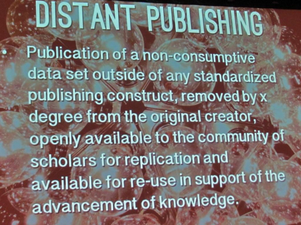 Distant Publishing