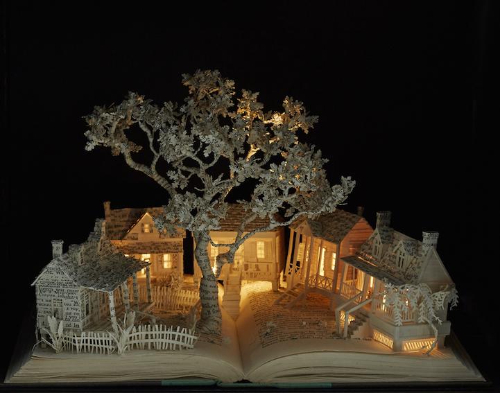 ATG Quirkies: A Novel Use for Novels