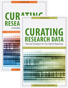 ATG Book of the Week: Curating Research Data, Volumes 1 and 2 ...