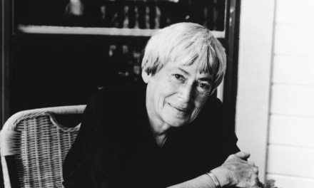 ATG Quirkies: From Writing to Blogging: Ursula K. Le Guin Keeps Fantasy Alive