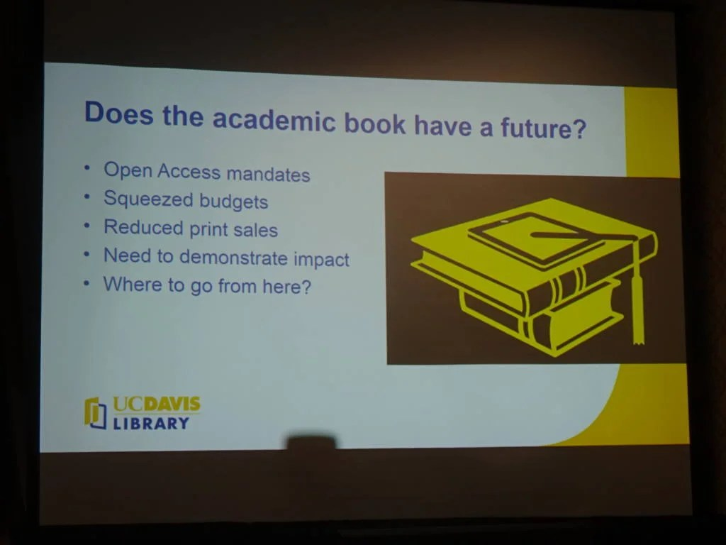 Does the Academic Book Have a Future?