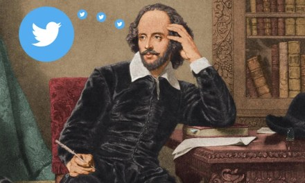 ATG Quirkies: Get Your Daily Tweets from Shakespeare and Kerouac