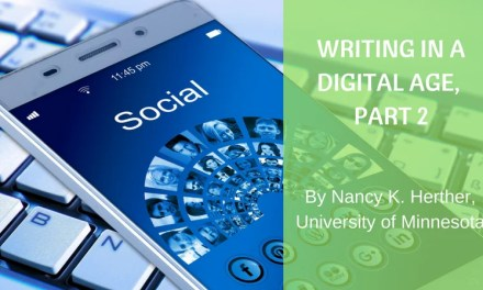 Writing in a Digital Age –  Part 2 (the Interviews)